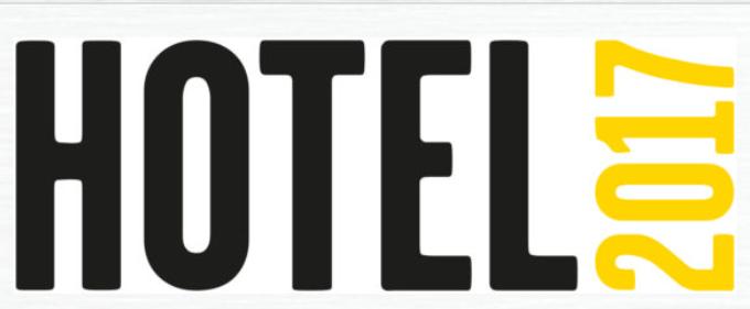 HOTEL 2017 In Bozen 16 Bis 19. Oktober 2017