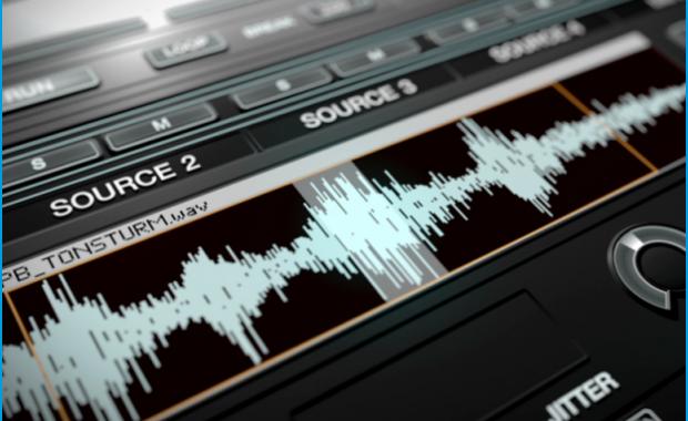 Sound Design Arbeitsplätze